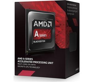AMD A8-7650K 3.3 GHz Socket FM2+ CPU